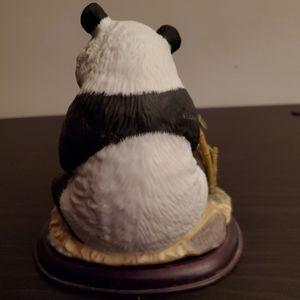 Home Interiors Accents - Panda Bear Figurine